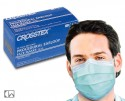 CROSSTEX INTERNATIONAL Crosstex Fluid Resistant Procedure Face Masks